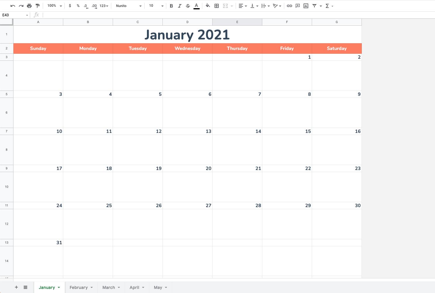 Temukan Cara Mengisi Google Spreadsheet mudah