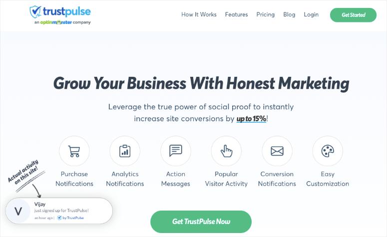 beranda baru trustpulse