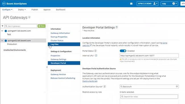 Platform integrasi cloud: Dell Boomi